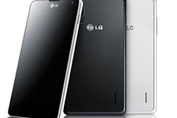 It's finally official: The LG Optimus G beast is here