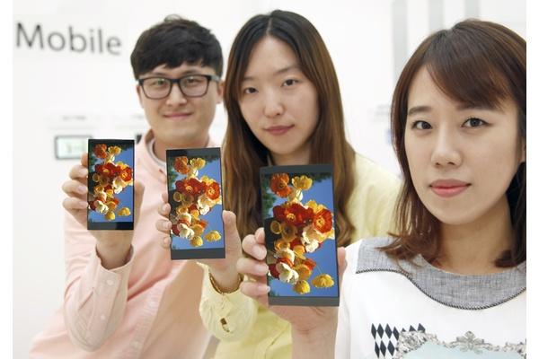 LG esitteli tulevan lippulaivan näytön ennen puhelinta