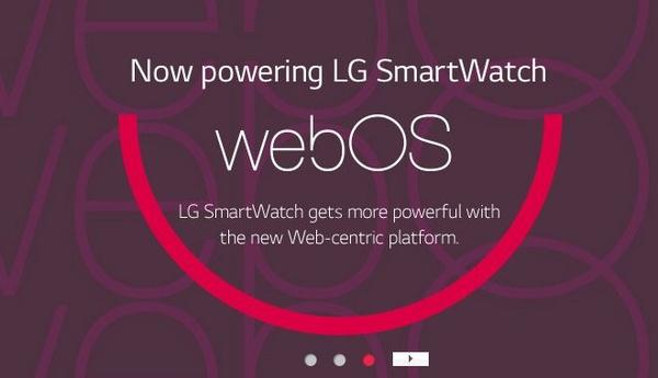 Android saa uuden haastajan älykelloissa: WebOS