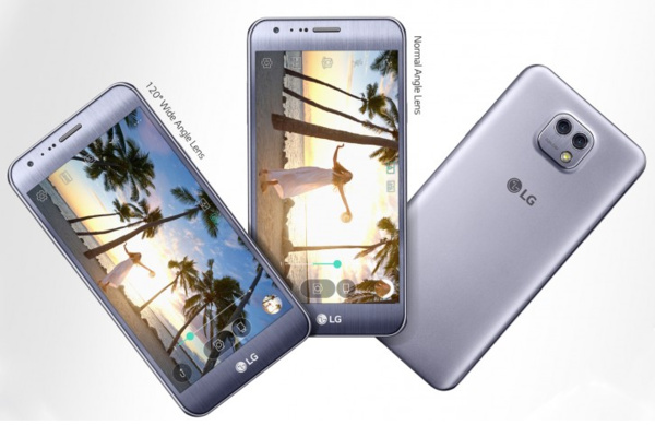LG:n X-älypuhelinmallista oma versio kuvaajille