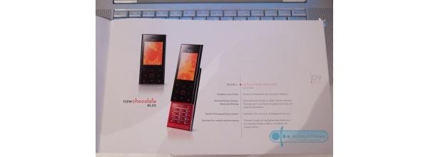 LG:n BL40 kohta markkinoille, tulossa myös toinen uusi Chocolate: BL20