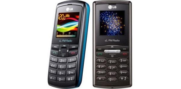 LG:ltä tulossa kaksi uutta halpapuhelinta: GB106 ja GB110