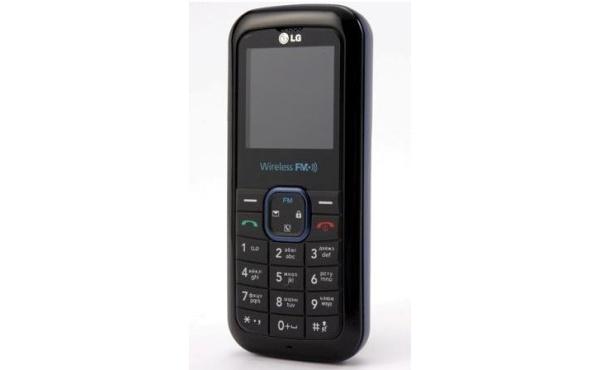 Tässä on kaksi tuoretta LG:n puhelinta: GB109 ja KG376