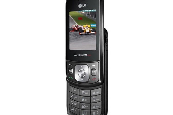 LG:ltä tulossa GB230-liukukansipuhelin