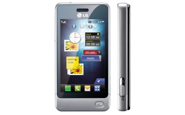 LG julkisti uuden GD510 Pop -kosketuspuhelimen, lisävarusteena aurinkopaneelikuori