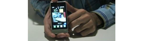Videolla: tarkastelussa LG:n GD510 Pop -kosketuspuhelin