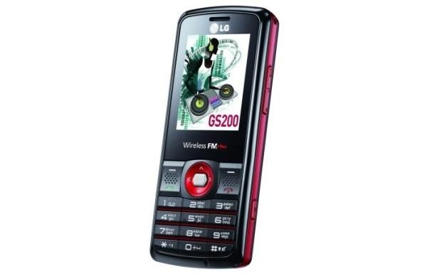 LG GS200 - uusi edullinen, radiolla varustettu peruspuhelin