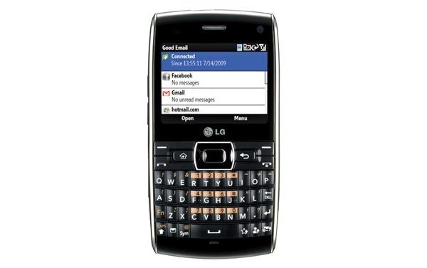 LG:ltä tulossa kolme Windows-puhelinta loppuvuonna ja kymmenen lisää 2010