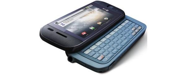 LG julkisti ensimmäisen Android-puhelimensa GW620:n