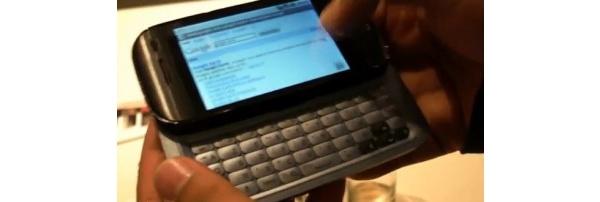 Videolla: LG:n ensimmäinen Android-puhelin GW620 esittelyssä