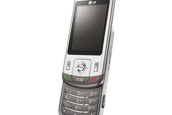 LG julkisti kahdeksan megapikselin KC780-kamerapuhelimen