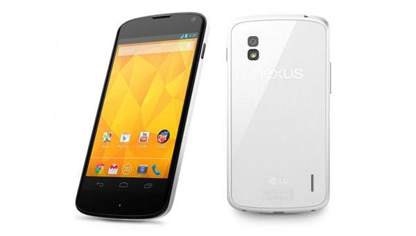 Google tiputti Nexus 4:n hintaa kolmanneksella