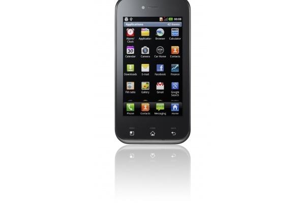LG julkisti edullisimman gigahertsin AMOLED-puhelimen