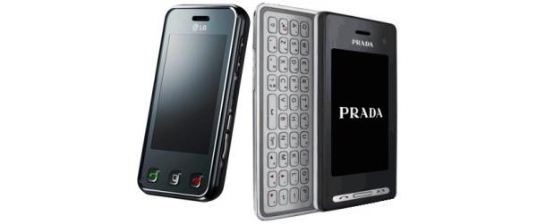 LG:n Prada- ja Renoir-puhelimet Suomeenkin vielä tänä vuonna