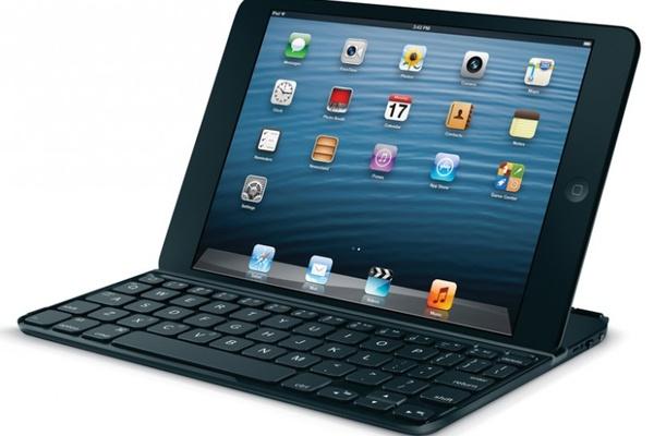 Logitech unveils Ultrathin Keyboard case for the iPad Mini