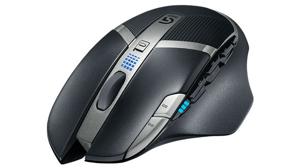 Logitech shows G602 wireless gaming mouse