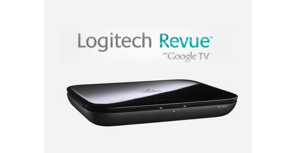 Logitech Revue gets Google TV update