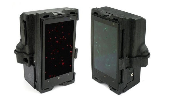 Nokian huippukameralla varustettua vanhaa Lumiaa käytettiin DNA:n sekvensointiin mikroskooppina