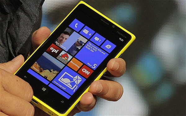 Windows Phone 8.1 saapui Nokia Lumia 920:lle