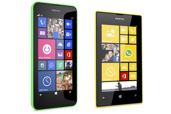 Edulliset Windows-puhelimet: Lumia 520 vai Lumia 630?