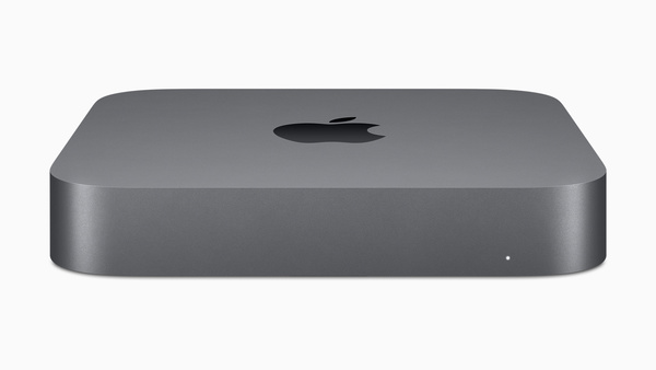 After four years, Apple finally unveiled a new Mac mini