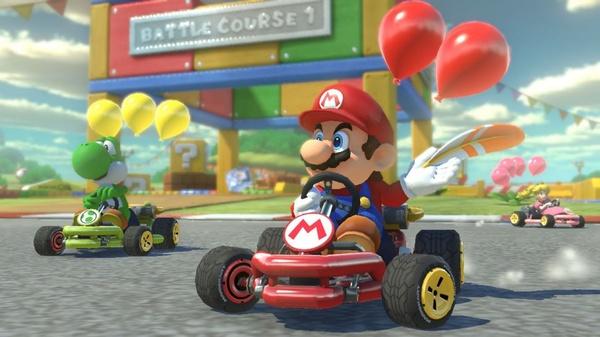 Mario Kart Tour saapuu vihdoin Androidille ja iOS:lle