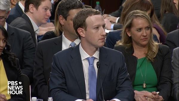 Zuckerberg senaatille: Facebook kilpavarustelee Venäjän propagandaa vastaan