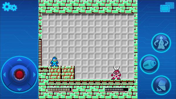 Mega Man saapui Androidille ja iOS:lle