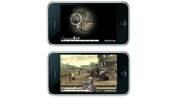 Metal Gear Solidin tulo iPhonelle vahvistettu