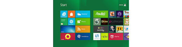 Microsoft julkaisi Windows 8 Release Previewn