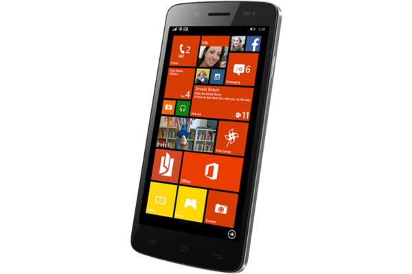 Uusi valmistaja Windows Phone -leiriin, esitteli kaksi edullista älypuhelinta