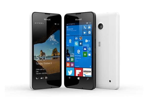 Microsoft esitteli kolmannenkin Windows 10 -puhelimen
