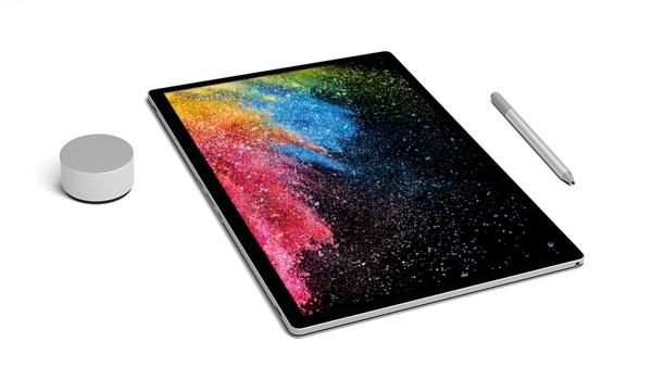 Microsoftin lupaa tuplasti MacBook Pro:n tehot uudella Surface Book 2:lla