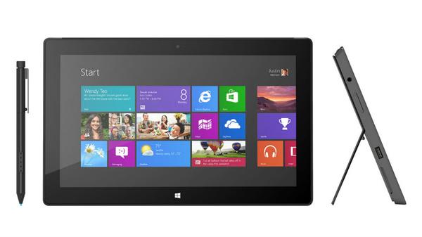 Microsoft laskemassa Surfacen Pro-versionkin hintaa