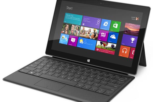 Microsoft ei onnistunut lyömään läpi Surfacellaan