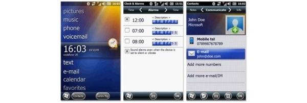 Windows Mobile 6.5.1 tuomassa odotettuja parannuksia, myös Windows Mobile 7:n ulkoasusta viitteitä