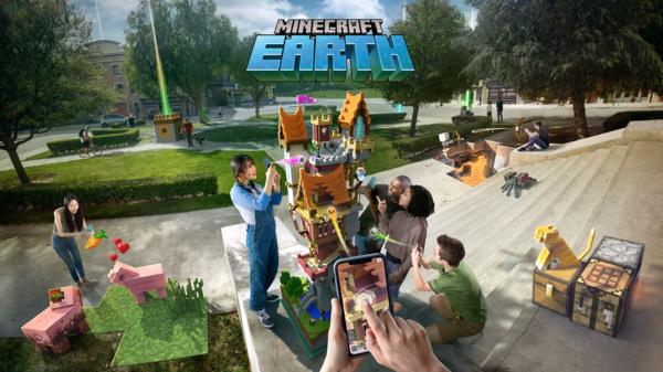 Pokemon Go saa pahan haastajan – Tällainen on Minecraft Earth