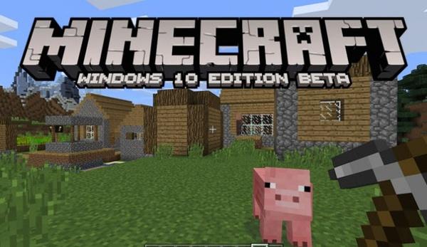 Minecraft goes VR