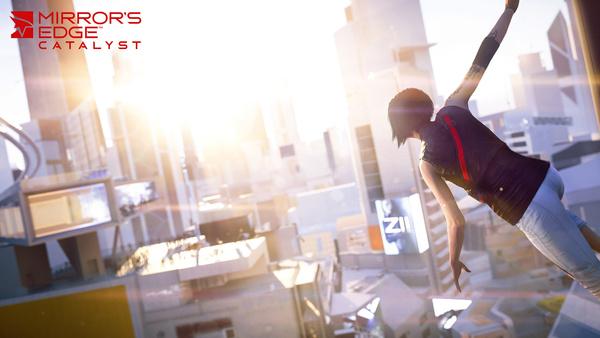 EA delays Mirror's Edge Catalyst until May 2016