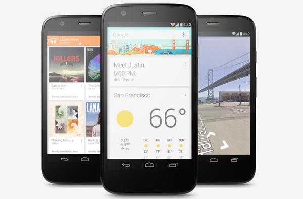 Report: Google building a $100 Nexus smartphone