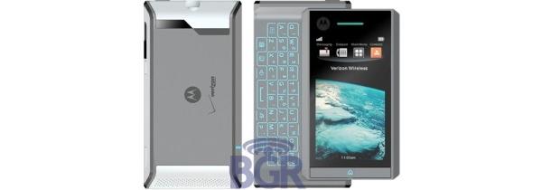 Motorola uudistamassa muotoiluaan?