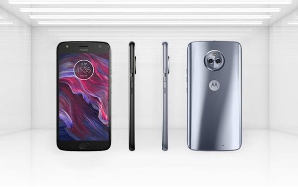 Motorolalta uusi kaksoiskameralla varustettu Moto X4