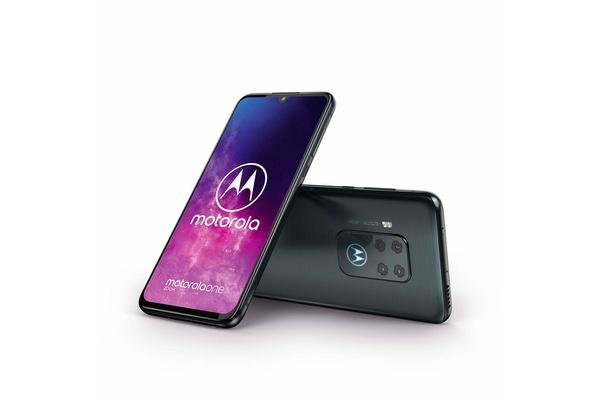 Motorolan uusin älypuhelin tarjoaa zoomilla varustetun neloskameran