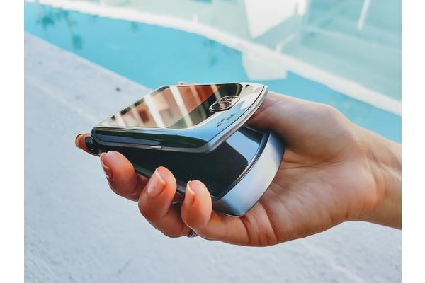 Motorola's iconic new Razr gets a 5G treatment
