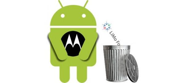 Motorola keskittyy Androidiin, erosi LiMo-säätiöstä