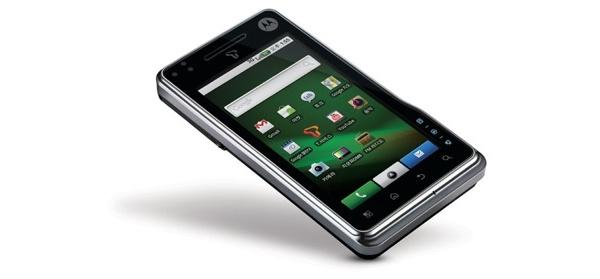 Videolla: Motorola XT720 MOTOROI