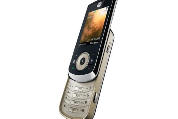 Motorola julkisti viiden megapikselin kameralla varustetun VE66:n