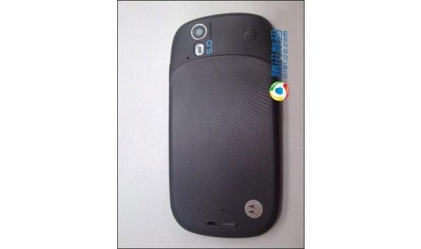 Motorolan neljännestä Android-puhelimesta kuvia ja tietoa