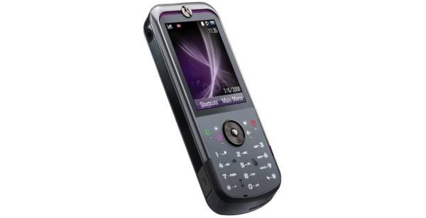 Motorola julkisti MOTOZINE ZN5:n
