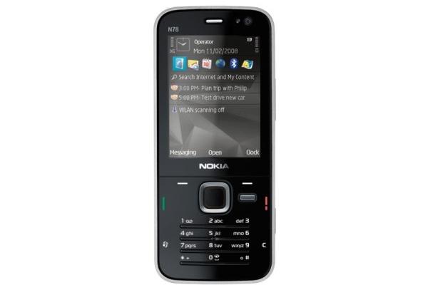 Testissä Nokia N78